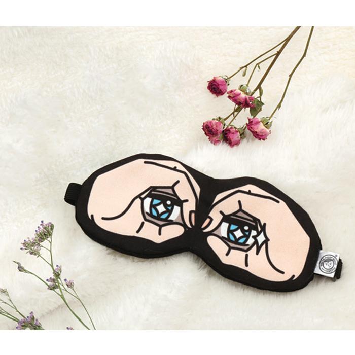 韓国アイマスク
